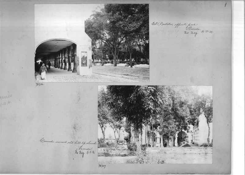 Mission Photograph Album - Mexico #06 page 0001