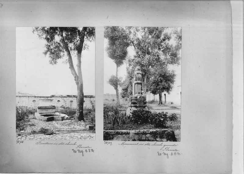 Mission Photograph Album - Mexico #06 page 0002