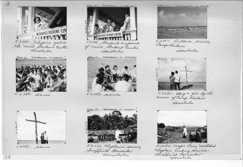 Mission Photograph Album - Hawaii #3 page 0014