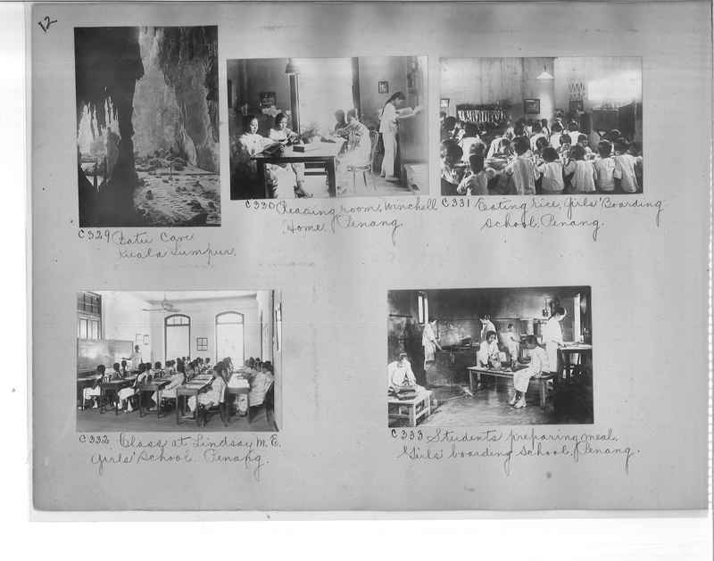 Mission Photograph Album - Malaysia #7 page 0012
