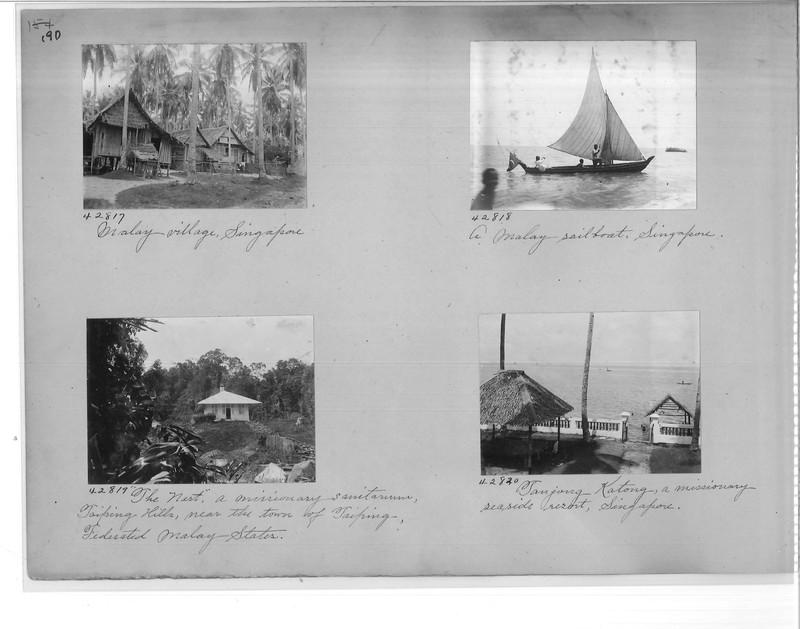 Mission Photograph Album - Malaysia #2 page 0190