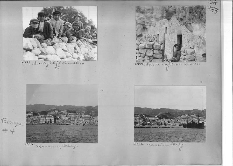 Mission Photograph Album - Europe #04 Page 0217