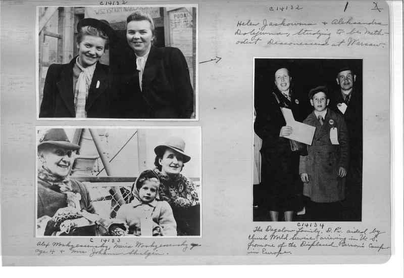 Mission Photograph Album - Europe #10 Page 0001