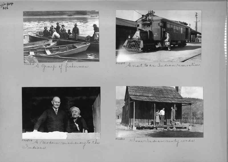 Mission Photograph Album - Indians #2 page_0216