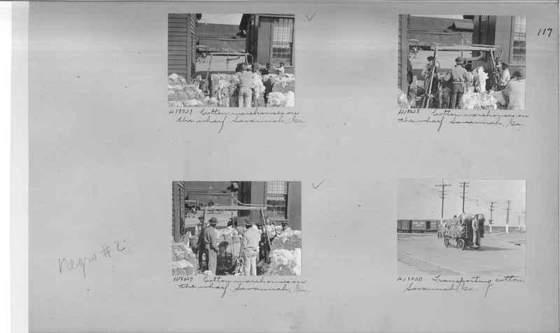Mission Photograph Album - Negro #2 page 0117
