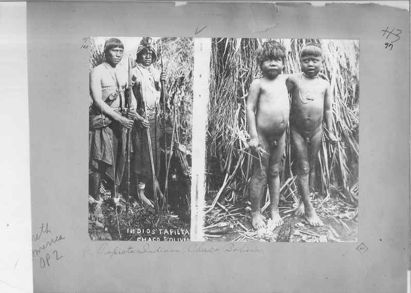 Mission Photograph Album - South America O.P. #2 page 0097