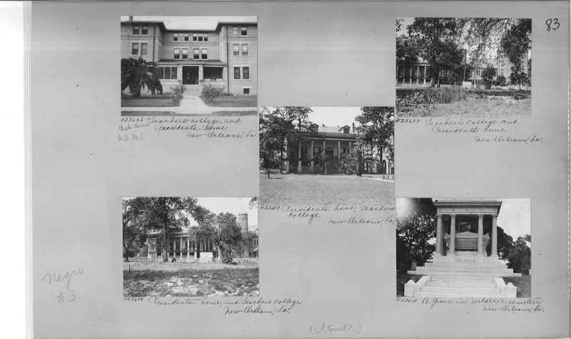 Mission Photograph Album - Negro #3 page 0083