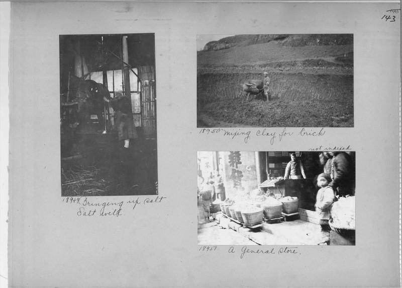 Mission Photograph Album - China #5 page 0143