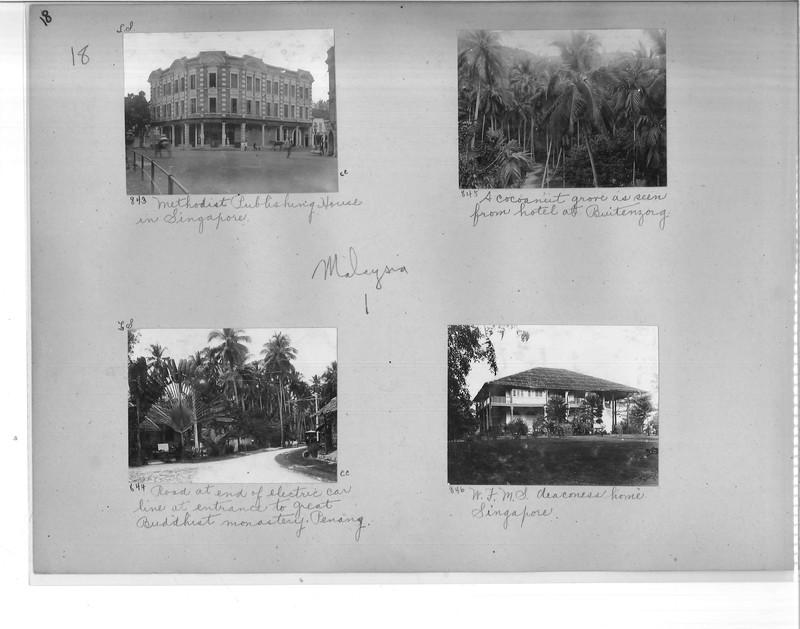 Mission Photograph Album - Malaysia #1 page 0018