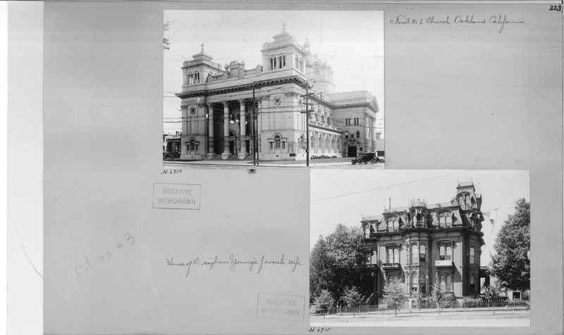 Mission Photograph Album - Cities #3 page 0223