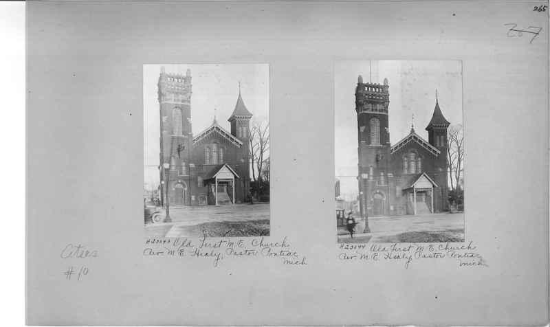 Mission Photograph Album - Cities #10 page 0265
