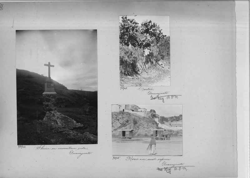 Mission Photograph Album - Mexico #04 page 0182