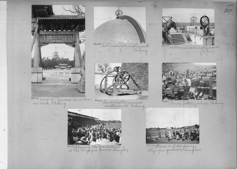 Mission Photograph Album - China #13 page 0211