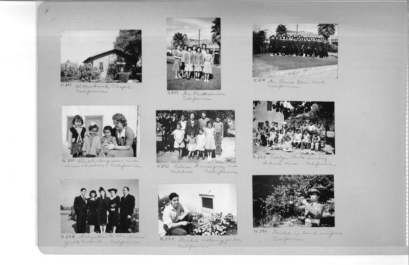 Mission Photograph Album - Latin America #3 page 0010