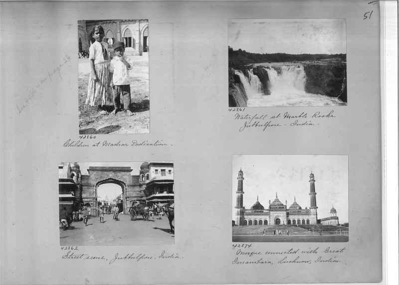 Mission Photograph Album - India #09 Page 0051
