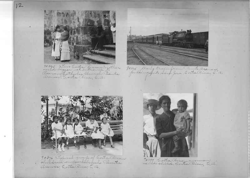 Mission Photograph Album - Panama #03 page 0012