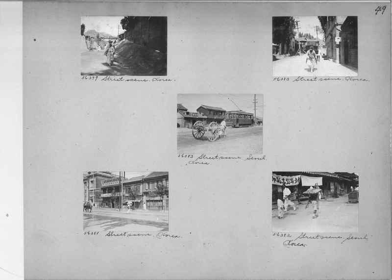 Mission Photograph Album - Korea #5 page 0049