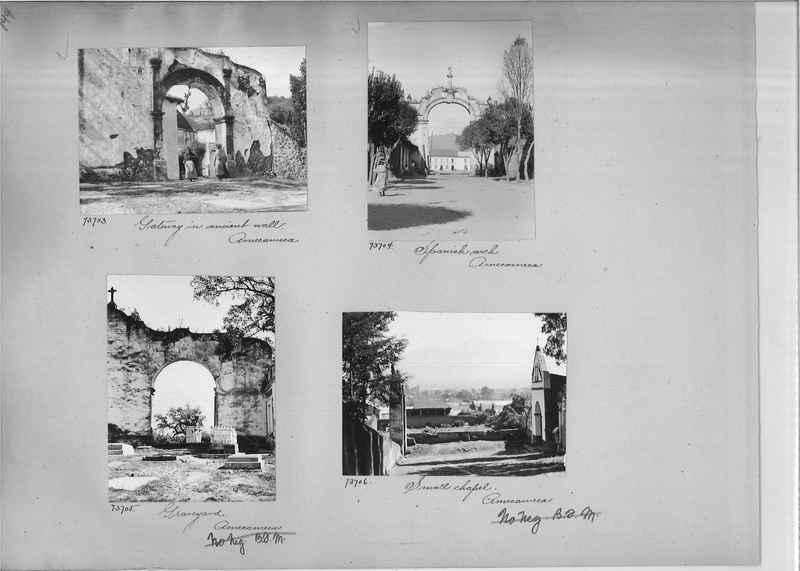 Mission Photograph Album - Mexico #04 page 0144