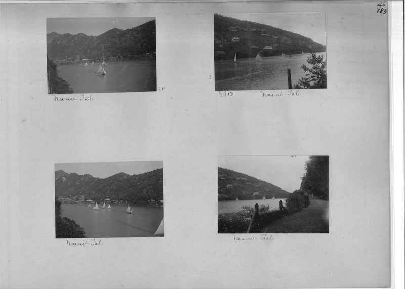 Mission Photograph Album - India - O.P. #01 Page 0183