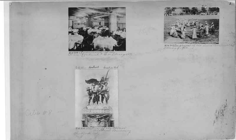 Mission Photograph Album - Cities #8 page 0001