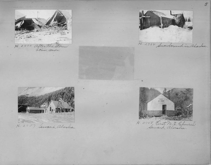 Mission Photograph Album - Alaska #1 page 0005
