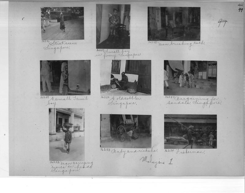Mission Photograph Album - Malaysia #1 page 0099