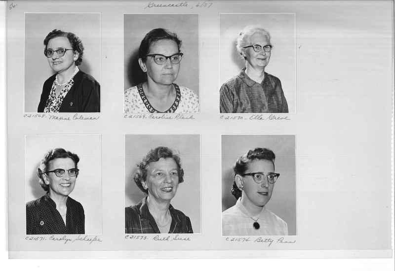 Mission Photograph Album - Portraits #10 Page 0056