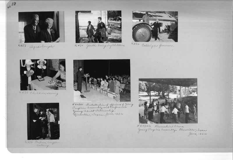 Mission Photograph Album - Religious Education #2 page 0058