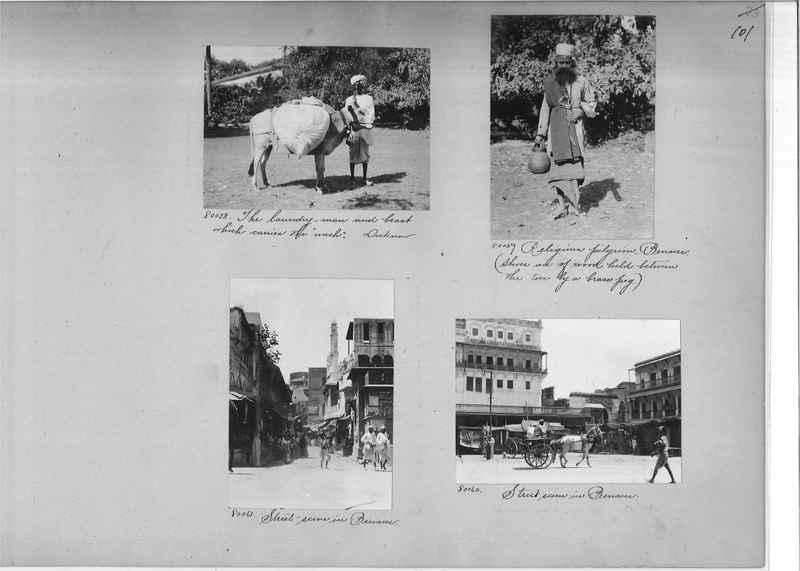 Mission Photograph Album - India #09 Page 0101