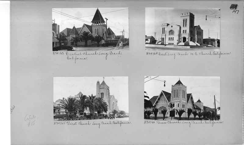 Mission Photograph Album - Cities #15 page 0147