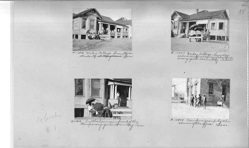 Mission Photograph Album - Negro #1 page 0095