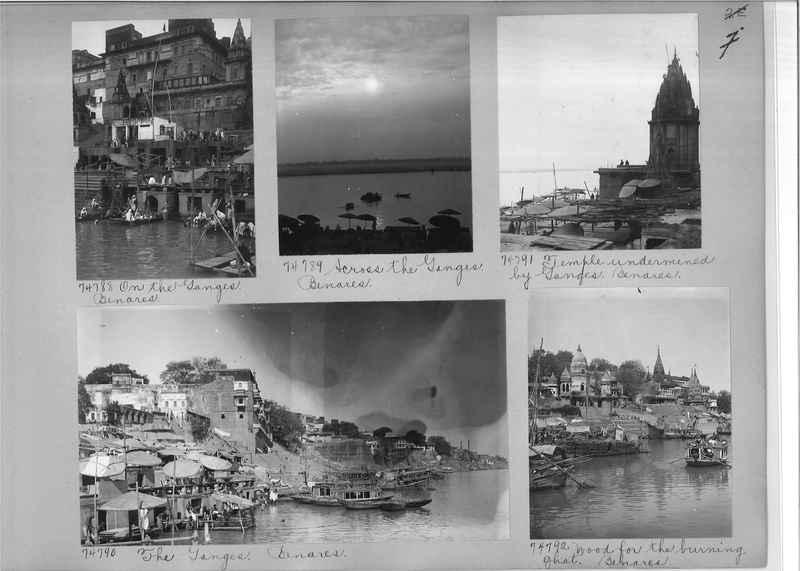 Mission Photograph Album - India #09 Page 0007