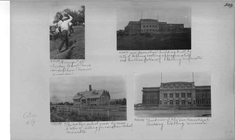 Mission Photograph Album - Cities #14 page 0203