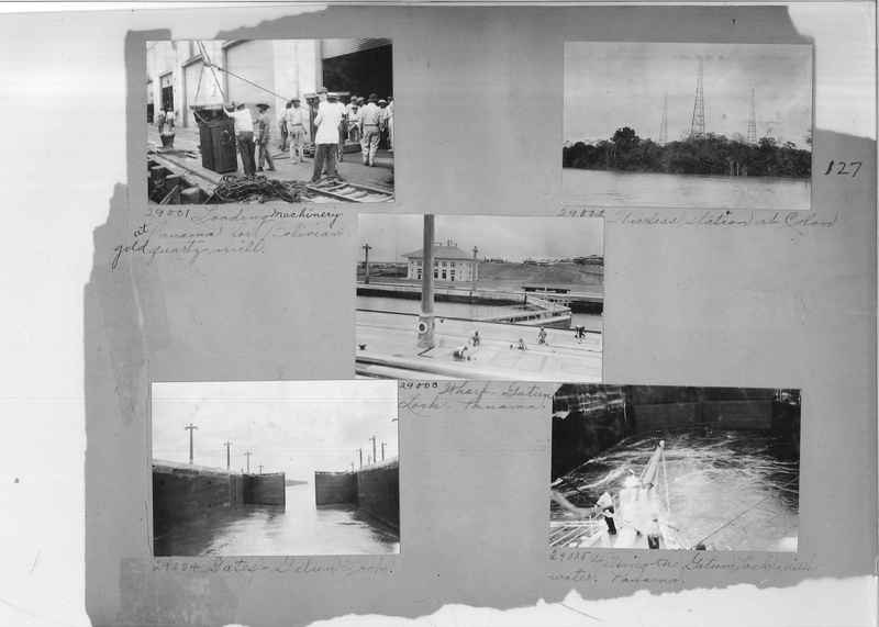 Mission Photograph Album - Panama #02 page 0127
