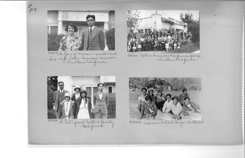 Mission Photograph Album - Latin America #2 page 0042
