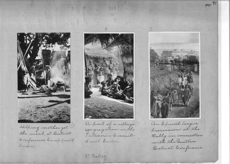 Mission Photograph Album - India - O.P. #01 Page 0091