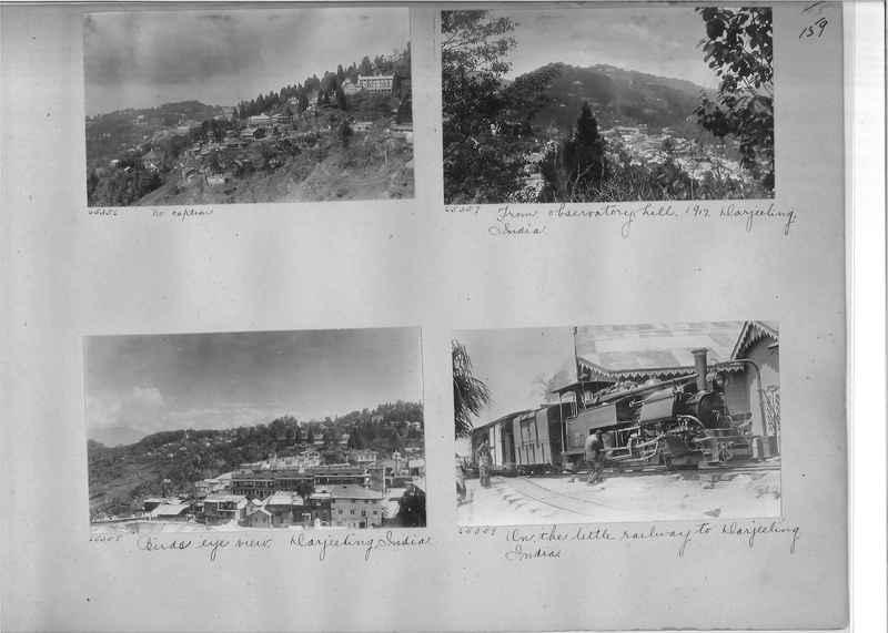 Mission Photograph Album - India #08 Page 0159