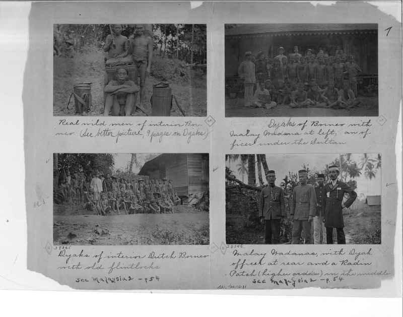 Mission Photograph Album - Malaysia O.P. #1 page 0007