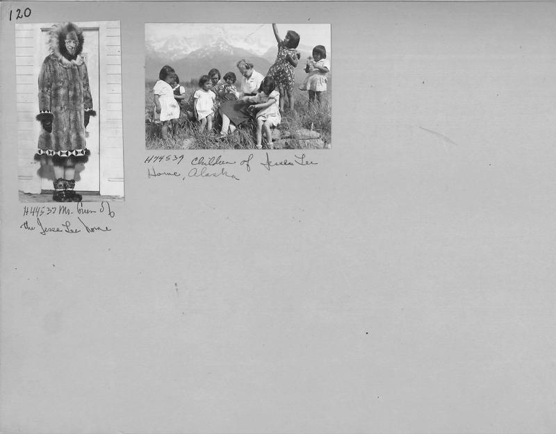 Mission Photograph Album - Alaska #1 page 0120