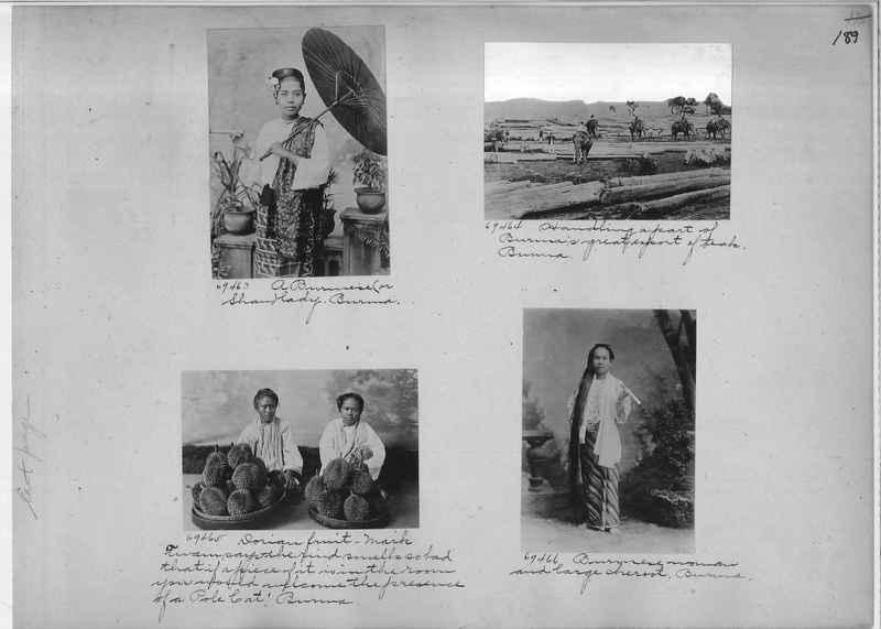 Mission Photograph Album - Burma #1 page 0189