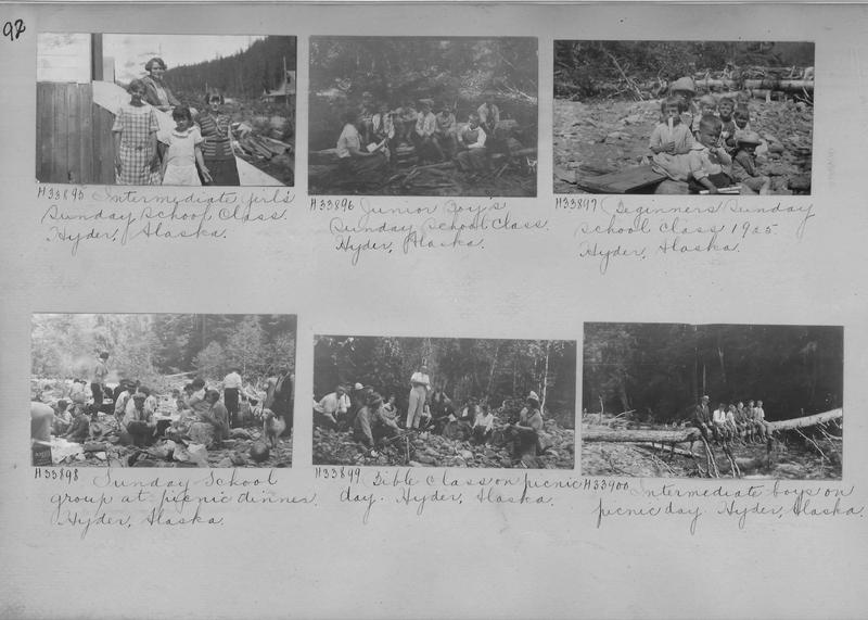 Mission Photograph Album - Alaska #1 page 0092