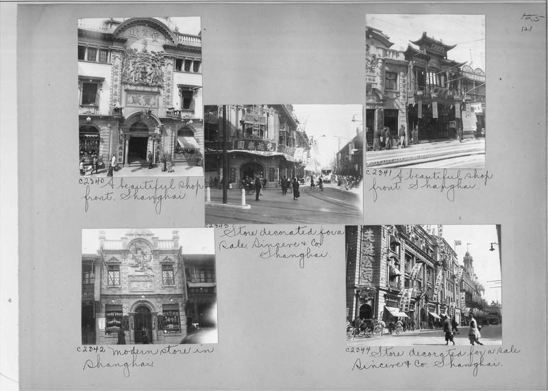 Mission Photograph Album - China #15 page 0121