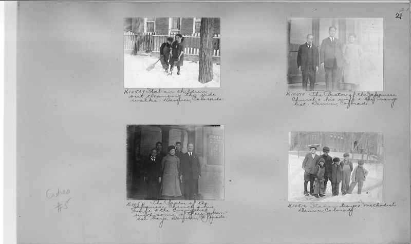 Mission Photograph Album - Cities #5 page 0021