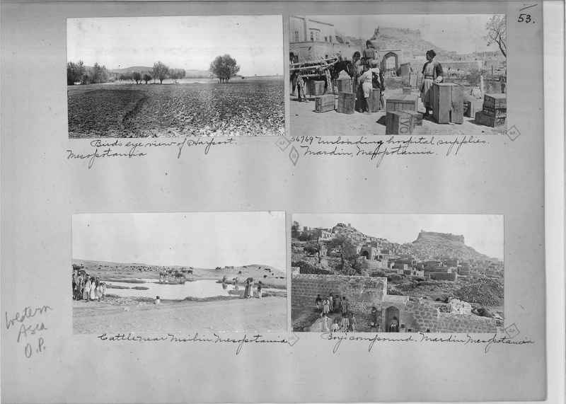 Mission Photograph Album - Western Asia - O.P. - #01 page_0053