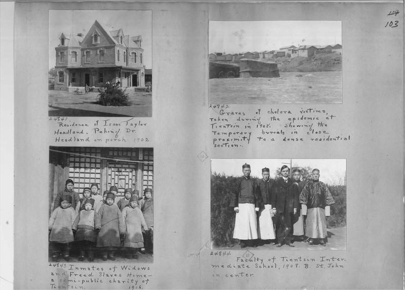 Mission Photograph Album - China #7 page 0103