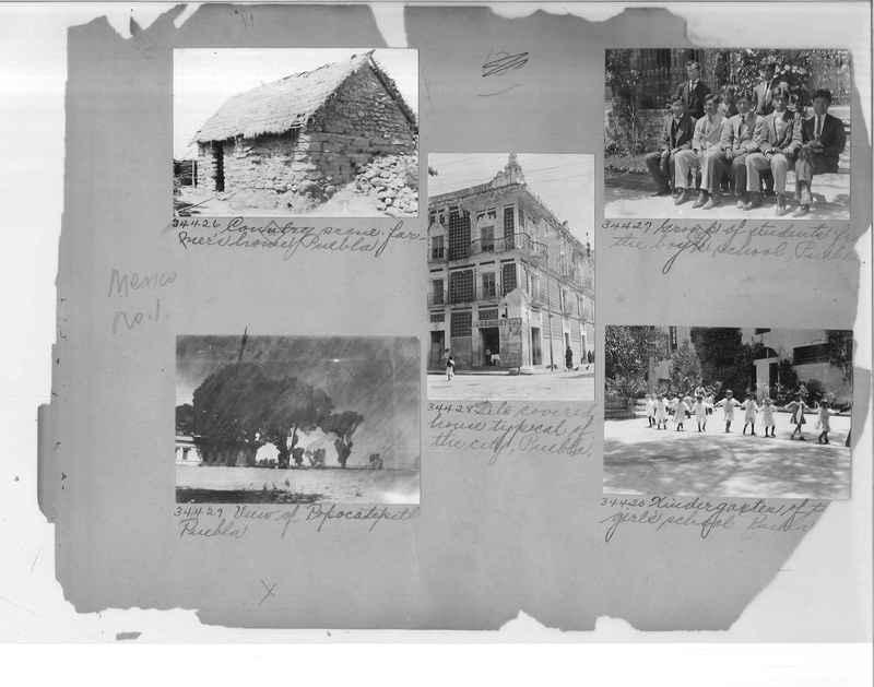Mission Photograph Album - Mexico #01 Page_0133