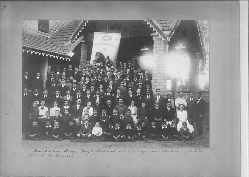 Mission Photograph Album - India - O.P. #02 Page 0176