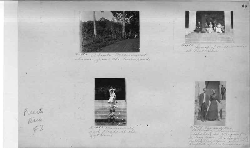 Mission Photograph Album - Puerto Rico #3 page 0043