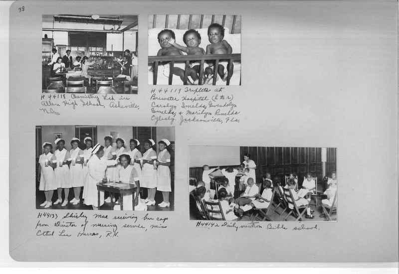 Mission Photograph Album - Negro #7 page 0038