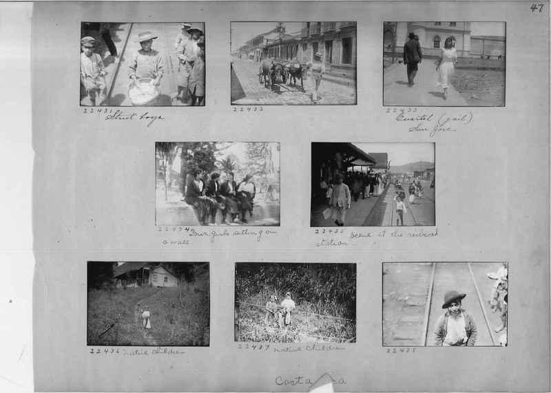 Mission Photograph Album - Panama #02 page 0047